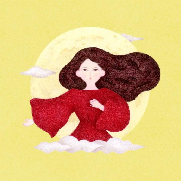 宝島社様『星ひとみの「天星術」』にイラストを提供しました